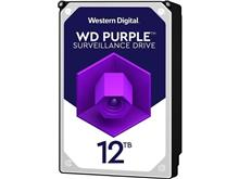 Western Digital WD121PURX Purple 12TB 256MB Cache Internal Hard Drive